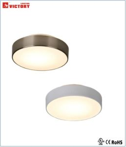 Simple Surface Round Glass LED Ceiling Light For Indoor pictures & photos