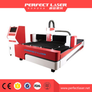 High Quality 3mm 500W Fiber Laser Cutting System with Ce pictures & photos