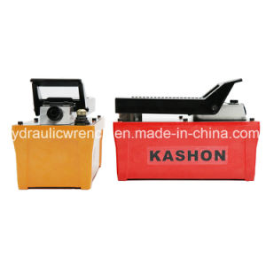 Compact Design Pneumatic Air Hydraulic Foot Pump pictures & photos
