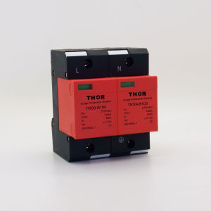 AC Power Surge Protector/Lightning Arrester for CE (SPD) pictures & photos
