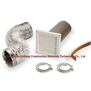 Aluminium Flexible Duct for Air Conditioning pictures & photos