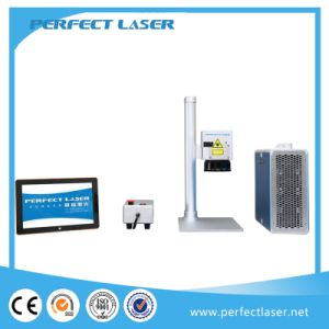 20W Portable Fiber Laser Marking Machine pictures & photos