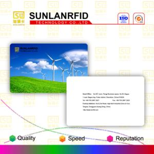 ISO 14443 Printing RFID Smart Card DESFire EV1 Chip Card pictures & photos