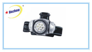 High Quality Reflector Super Bright Mini Flashlight LED Head Light pictures & photos