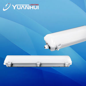 High Quality LED Tri-Proof Lamp Maintenance Free Grey pictures & photos
