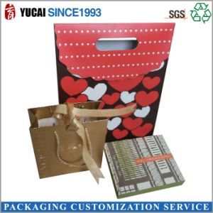 Wholesale Customized Paper Bag with Free Design pictures & photos