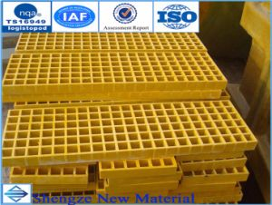 Powergrid Grit FRP Molded Grating pictures & photos