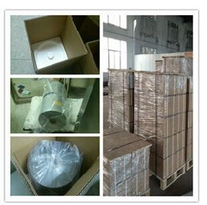 Pharmaceutical Clamshell Packing Material Tropical Aluminum Bubble Foil pictures & photos