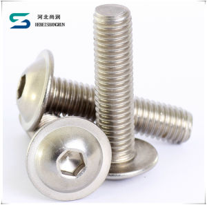 4.8-12.9 Grade DIN 933 HDG Stainless Steel Hex Bolt and Nut, Hexagon Bolt and Nut pictures & photos