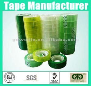 BOPP School and Office Use Stationery Tape Made in China pictures & photos