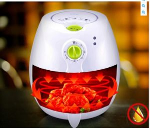Electric Pressure Fryer for Chicken (A168-1) pictures & photos