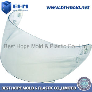 Plastic Injection Mold for Motorcycle Helmet Visor Mold pictures & photos