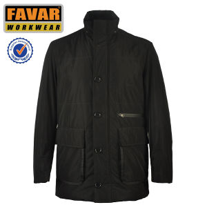 Fashion Classic Style Insulated Down Thermal Winter Jacket for Mens pictures & photos