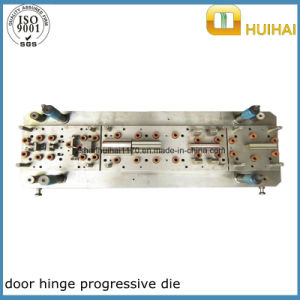 Hardware Cutting Machine Door Hinge Stamping Mould pictures & photos