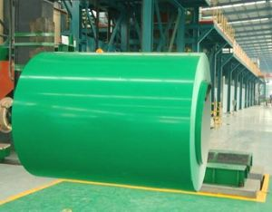 Color-Coated Galvanized/Galvalume Steel Coil (PPGI/PPGL) pictures & photos
