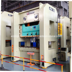 H Frame Sheet Metal Automatic Punching Machine pictures & photos