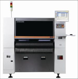 SMT Pick and Place Machine Samsung Chip Mounter Sm482