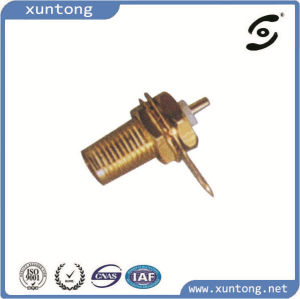Male SMA Connector Straight for Cable Rg174/U Rg316/Ucrimping pictures & photos