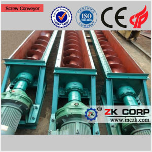 China Factory Price Spiral Screw Conveyor pictures & photos