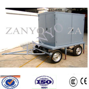 Mobile Type Insulating Oil Purification Machine (ZYM) pictures & photos