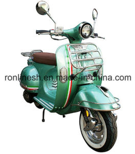 Retro/Vintage/Vespa Style 50cc/125cc EEC, 150cc Scooter/Roller/Moped with EPA, DOT, Carb pictures & photos