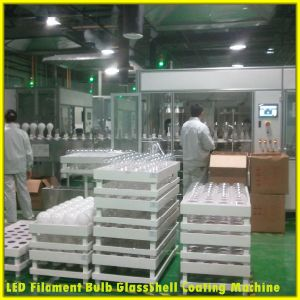 LED Filament Bulb Glass Shell Coating Machine pictures & photos