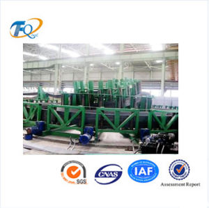 Professional in 4.5m Horizontal Spiral Accumulator for Steel Pipe Making Machine pictures & photos