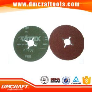 Fibre Polish Color Wheel Metal Sanding Disc pictures & photos