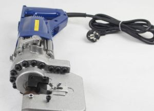 6mm Electric Hydraulic Hole Puncher Be-Mhp-20 pictures & photos