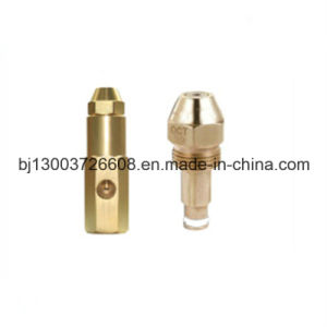 High Quality Precision CNC Machining Brass Nozzle