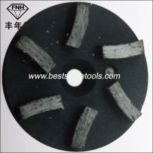 CD-17 Metal Polishing Pad for Concrete 6 Bars Diamond
