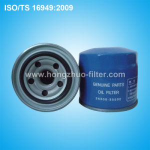Oil Filter 26300-35502 pictures & photos