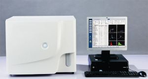 5-Part-Diff Auto Hematology Analyzer, 5 Part Hematology System pictures & photos