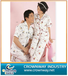 Allover Print Pajama with High Quality (CW-SPAJAMAS-6) pictures & photos