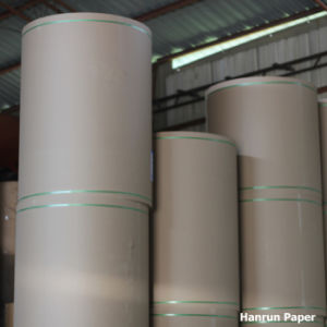 30GSM Sublimation Tissue Paper Roll for Textile pictures & photos