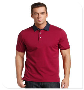 Custom High Quality Cheap Price Polo Shirt with Supplier in China