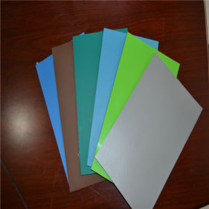 China Suppliers ESD Table Mat Rubber Sheet for Conveyor Roller pictures & photos