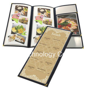 Fashion Menu Cover Manufacture and Export