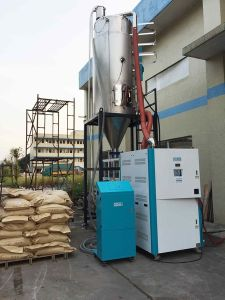 Combination of Industrial Dehumidifier and Dryer with Low Dew Point (ODD-80/40H) pictures & photos