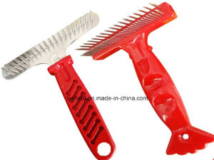 Cat Brush Pet Product Grooming Cleaner Trimmer Dog Comb pictures & photos