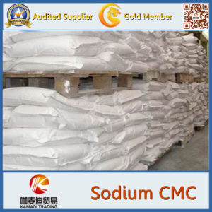 Food Grade CMC, High Putity Sodium Carboxymethyl Cellulose CMC pictures & photos