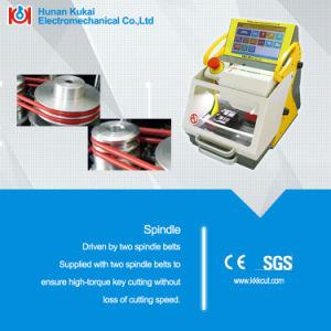 Universal Fully Automatic Computerized Key Machine Sec-E9 Key Cutting Machine pictures & photos