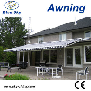 Aluminum Frame Cassette Retractable Awning (B3200) pictures & photos
