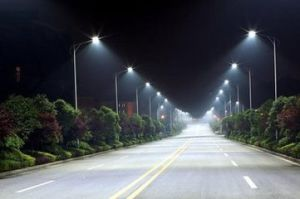 80W Manufacturer CE UL RoHS Bridgelux LED Street Light (Polarized) pictures & photos