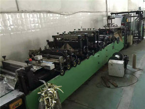 Second Hnad Multifunction Pouch Laminated Bag Making Machine
