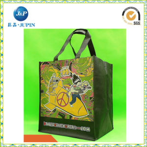 Promotional Gifts Reusable Eco Friendly Non-Woven Fabric Foldable Carry All Shopping Tote Bag (JP-nwb001) pictures & photos