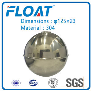 Stainless Steel Ball Magnetic Floating Ball Water Level Switch pictures & photos