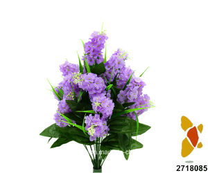 Artificial/Plastic/Silk Flower Lilac Bush (2718085) pictures & photos