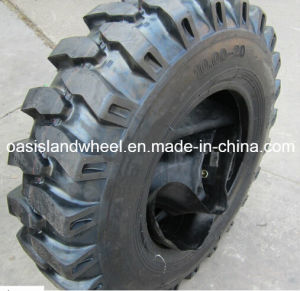 Excavator Tube Tire (9.00-20 10.00-20) for Industrial Application pictures & photos