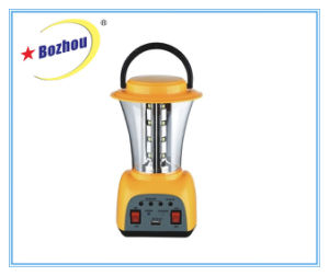 Bozhou 2016 New Production New Design Portable LED Light, Can Be Used as Mobile Power Supply pictures & photos